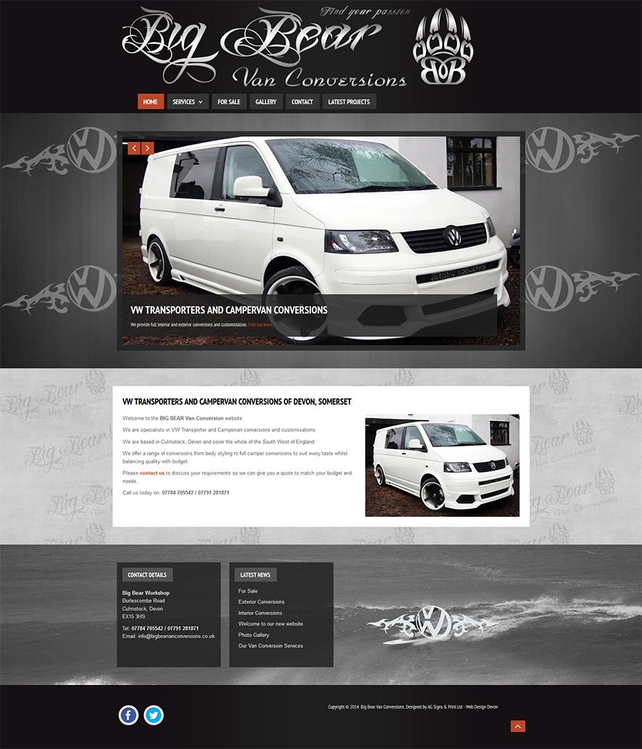 Big Bear Van Conversions