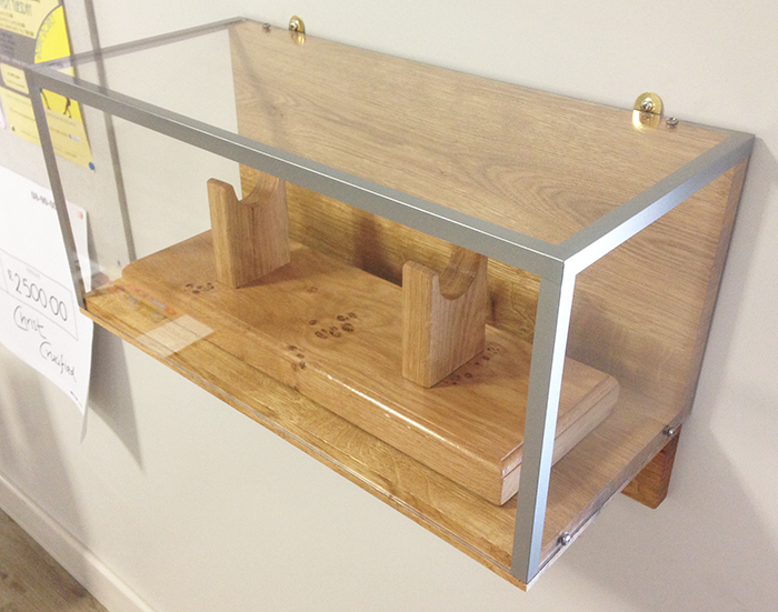 Perspex exeter - Cabinet Exeter - Display box devon