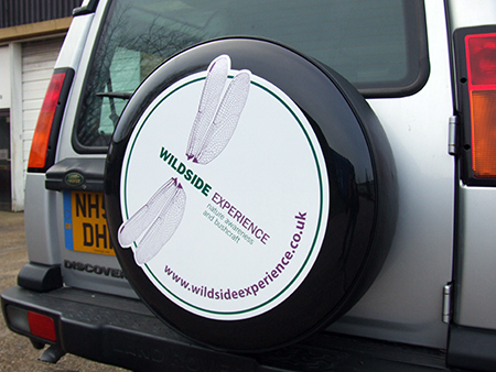 wheel covers Exeter